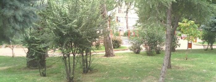 Uğur Mumcu Parkı is one of Yunus : понравившиеся места.