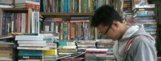 Taman Pintar Bookstore is one of Yogyakarta.