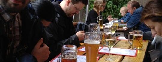 Loreley Beer Garden is one of Beer Gardens-To-Do List.