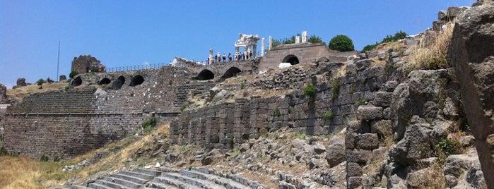Acropolis Pergamon is one of Istanbul!.
