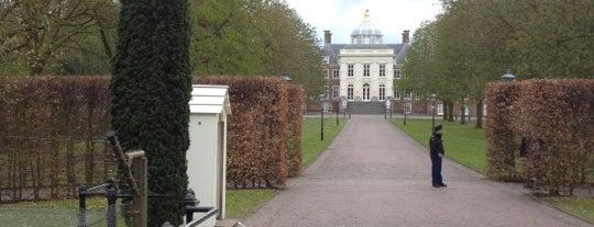 Paleis Huis ten Bosch is one of The Hague.