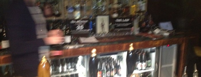 Volstead Trading Company is one of South Island Roadtrip.