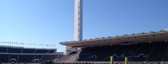 Olympiastadion is one of Top Olympic Stadiums.