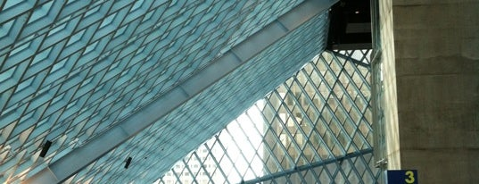 Seattle Public Library is one of 2012 MLA Seattle.