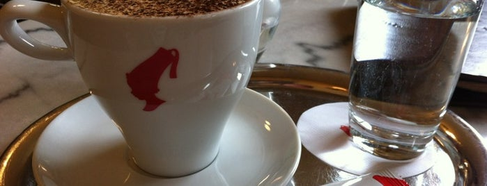 Julius Meinl Coffee House is one of Chicago.