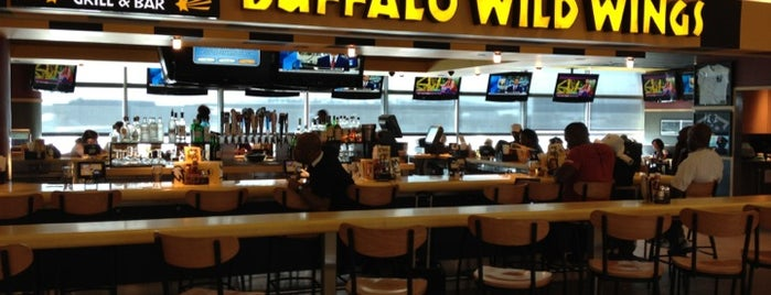 Buffalo Wild Wings is one of Eat, drink & be merry.