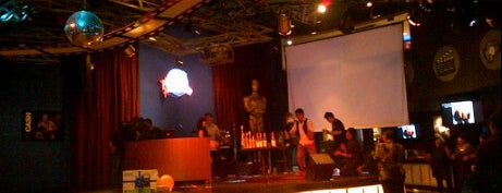 Planet Hollywood Restaurant & Bar is one of JAKARTA.