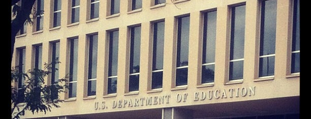Lyndon Baines Johnson Department of Education Building is one of Federal Departments.