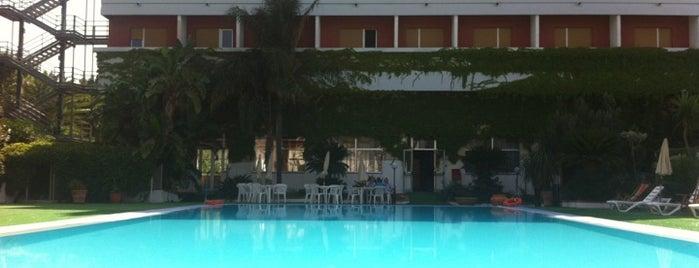 Grand Hotel Dei Templi is one of Hostelling.