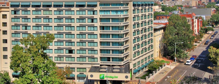 Holiday Inn Washington DC-Central/White House is one of Posti che sono piaciuti a Robert.