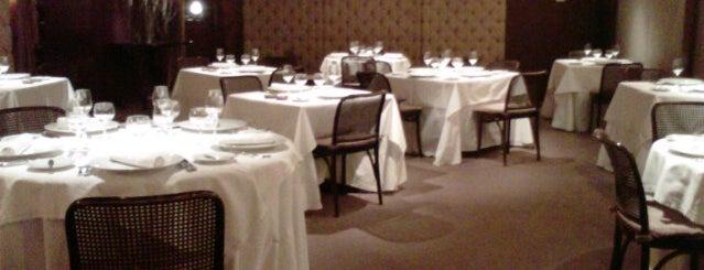 Tomo I is one of Menú degustación: los 15 mejores restaurantes.