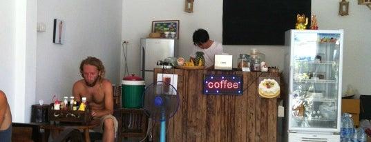 Cookies Cafe is one of Koh Phangan.