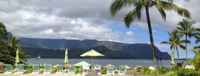 The St. Regis Bar is one of Kauai 🌸.