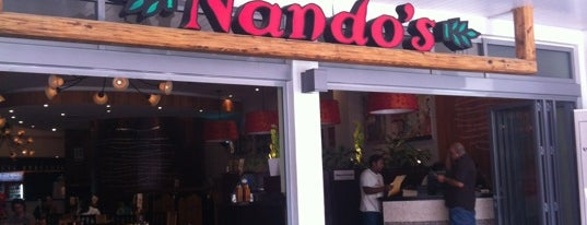 Nando's is one of موريشس.