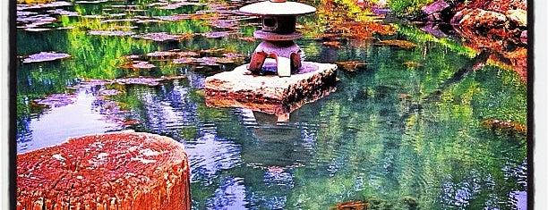 Japanese Garden is one of Richmond RVA.