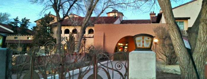 La Posada Hotel is one of Historic Route 66.