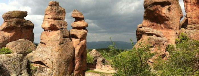 Белоградчишки скали (Rocks of Belogradchik) is one of Lieux qui ont plu à Jana.