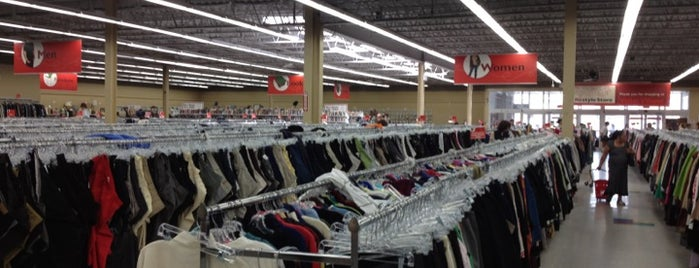 Value Village is one of Toronto.