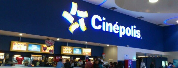 Cinépolis is one of Joaquinさんのお気に入りスポット.