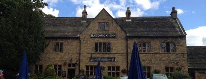 The Hardwick Inn is one of Restaurants.