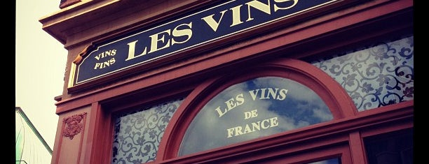 Les Vins des Chefs de France is one of Orte, die Lindsaye gefallen.