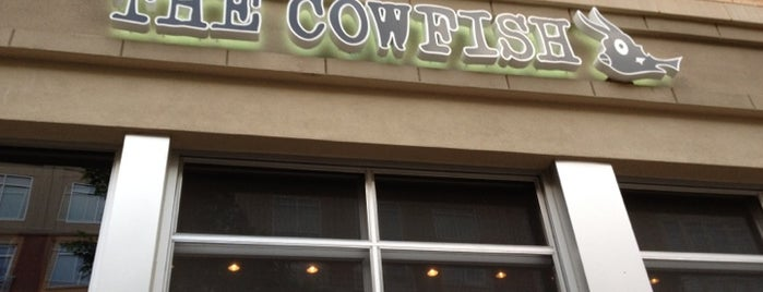The Cowfish Sushi Burger Bar is one of Charlotte To-do List.