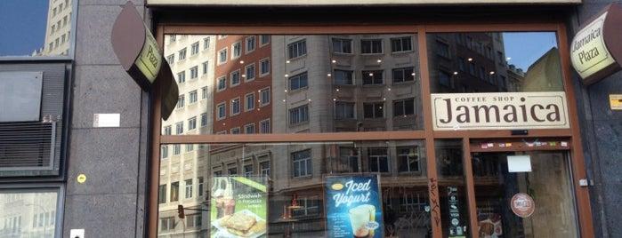 Jamaica Coffee Shop is one of Madrid, ES 🇪🇸.