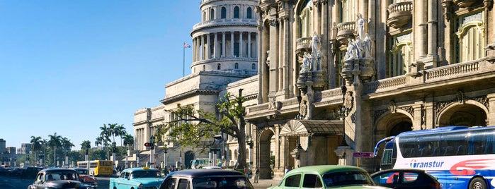 La Habana Vieja is one of Cuba.