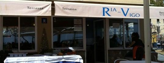 """Ría de Vigo is one of Mr Caulfield says: """"Estilo indie Barcelona""""."""