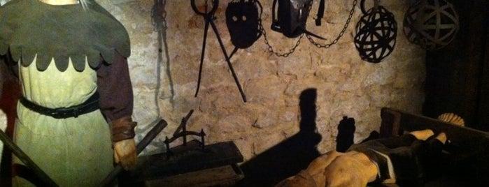 Museum of Torture is one of StorefrontSticker #4sqCities: Prague.