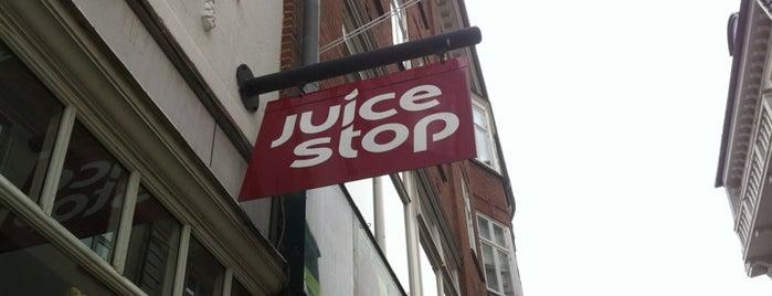 Juice Stop is one of Aarhus.