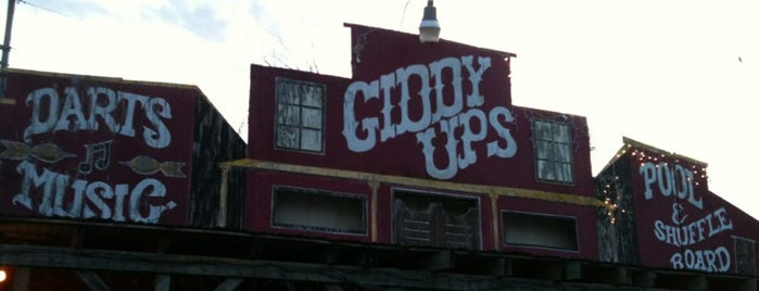 Giddy-Ups is one of SXSW 2013.