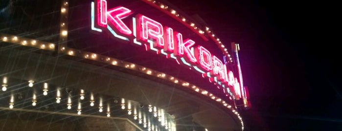 Krikorian Premiere Theatres is one of Alejandro : понравившиеся места.