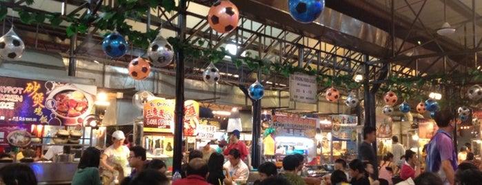 Sungai Pinang Food Court (檳榔河) is one of Malezja.
