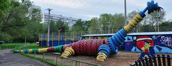 Дракон в Мневниках is one of Интересные места Москвы и Подмосковья.