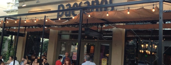 Paesanos is one of Restaurants.