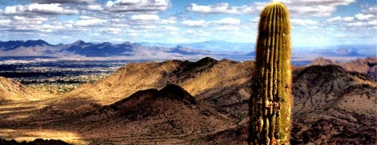 Piestewa Peak is one of Arizona.