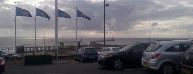 Best Western Roker Hotel Sunderland is one of Lieux qui ont plu à Carl.