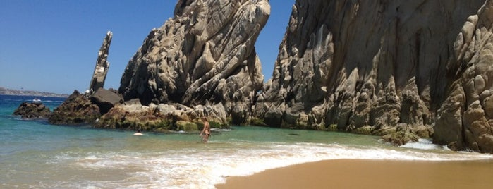 Lover's Beach is one of Cabo w/ Bless & Co.!.