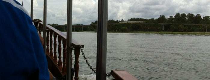 Walt Disney World Resort Boat Launch is one of Walt Disney World.