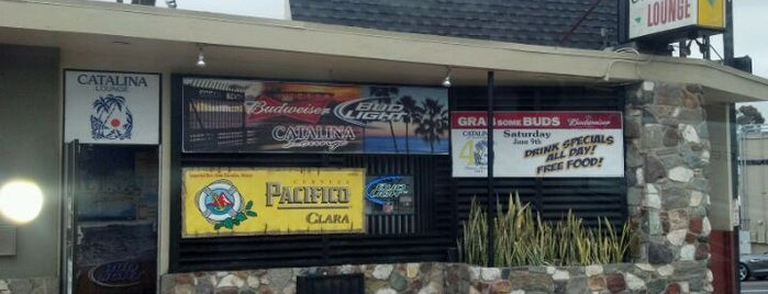 Catalina Lounge is one of Best bars in Ocean Beach.