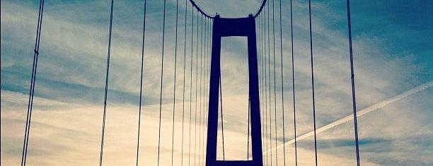 Storebæltsbroen is one of Oplevelser.