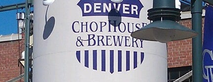 Denver ChopHouse & Brewery is one of RoadTrip USA.