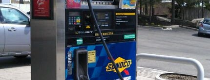 Sunoco is one of Mikeさんのお気に入りスポット.