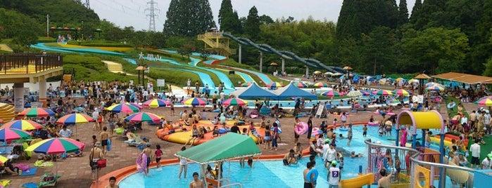 県民公園 太閤山ランド is one of とやまのサイクリングロード.
