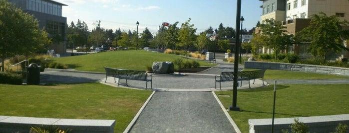 Town Square Park is one of Orte, die Trenton gefallen.