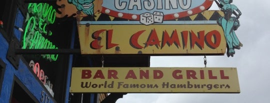 Casino El Camino is one of Locais curtidos por Greg.