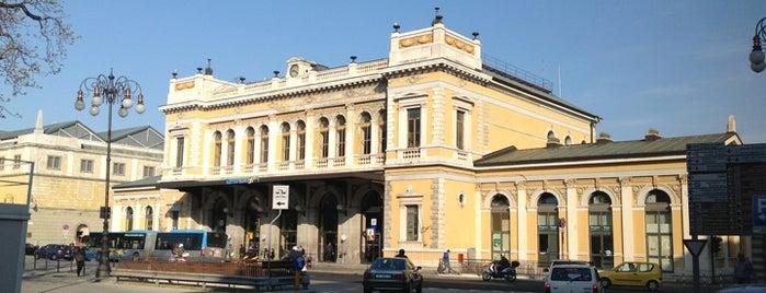 Stazione Trieste Centrale is one of Follow the Orient Express — Şark Ekspresi.