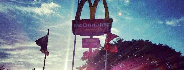 McDonald's is one of Kleber 님이 좋아한 장소.
