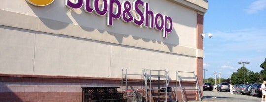 Stop & Shop is one of Locais curtidos por Brian.